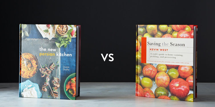 The Tournament of Cookbooks -- Day 13
