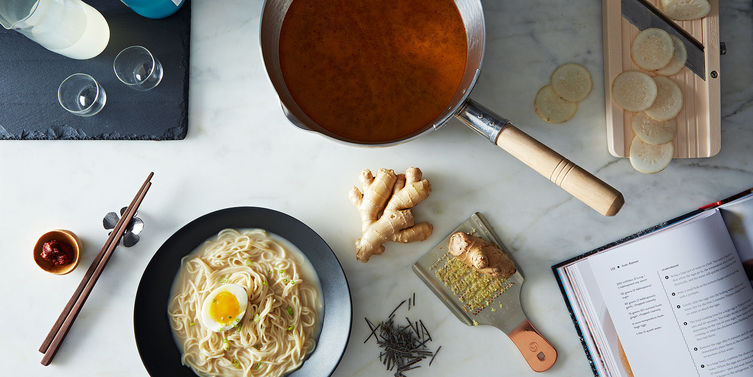 Recipes for our Ramen Collection