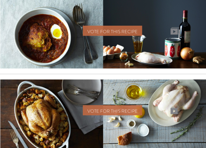 Finalists: Your Best Chicken