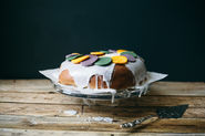 How to Make a King Cake for Mardi Gras