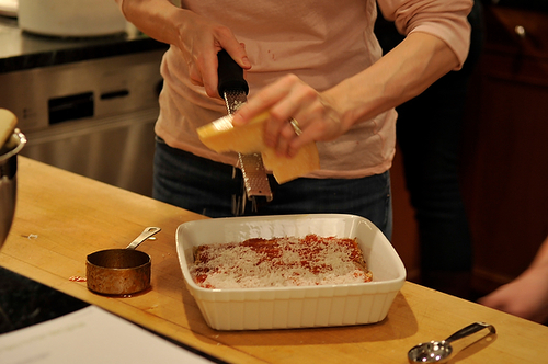 Jennie's Homemade Manicotti