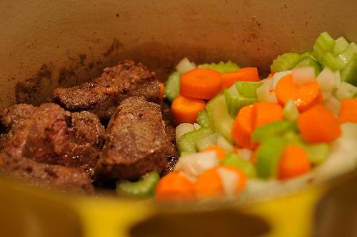 Licorice Root and Malt Beer Beef Stew