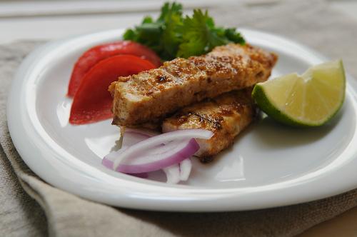 Suya Swordfish