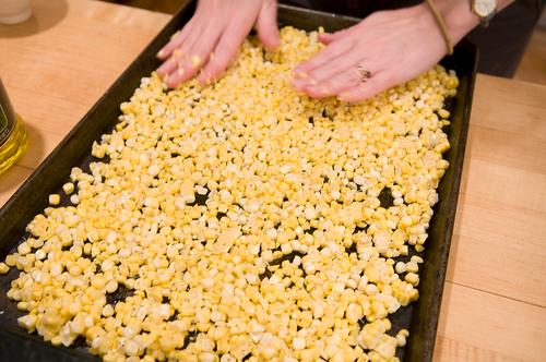Corn Zeppole