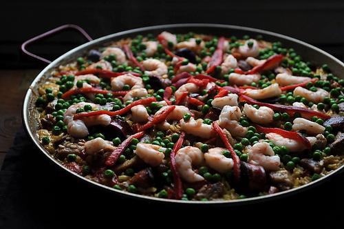 Tailgate Paella