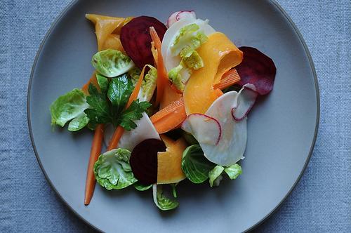Bagna Cauda Salad