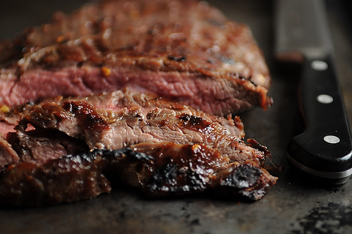 Sugar steak from Food52