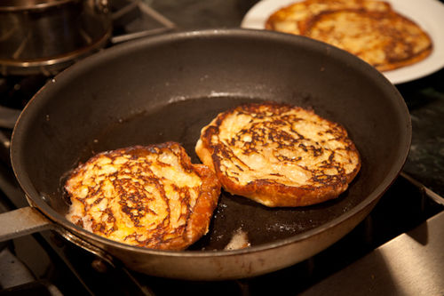 Croissant French Toast Recipe on Food52