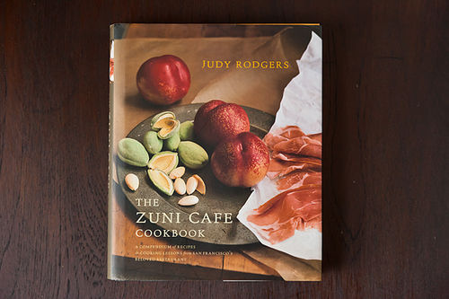 Judy Rodgers' Roasted Applesauce (and Savory Apple Charlottes)