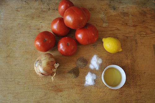 Sweet & Savory Tomato Jam