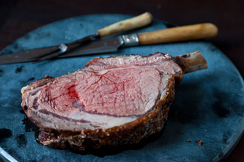 Ann Seranne's Rib Roast of Beef recipe on Food52.com