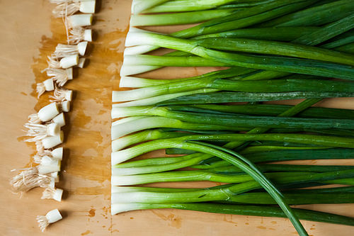 Molly Stevens' Sweet Braised Whole Scallions