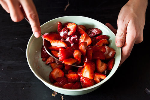 James Beard's Strawberry Shortcakes Recipe on Food52