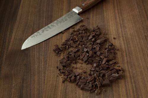 David Lebovitz's Chocolate Sorbet