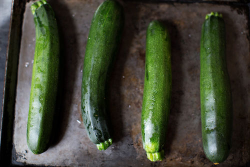 Julia Child's Tian de Courgettes au Riz (Zucchini Tian)