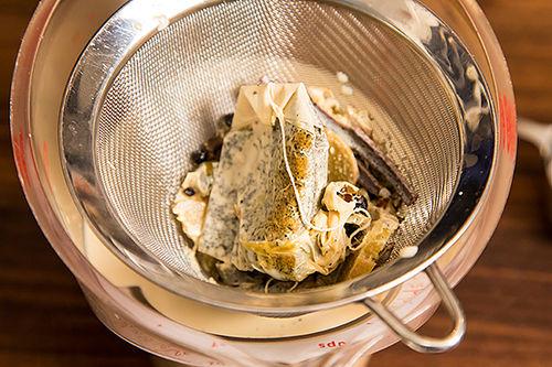 Kabocha Vanilla Chai Ice Cream