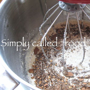 Simply called food